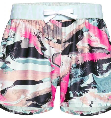 Play Up Printed Shorts