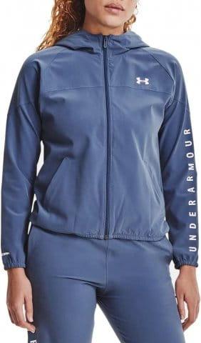 Woven Hooded Jacket