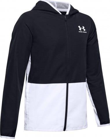 UA Woven Track Jacket