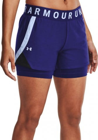 Play Up 2-in-1 Shorts-BLU