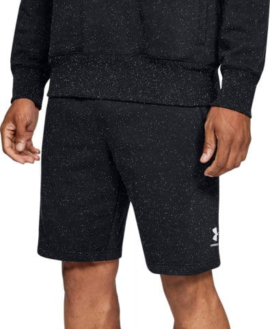 SPECKLED FLEECE SHORTS