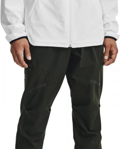 UA UNSTOPPABLE CARGO PANTS-GRN