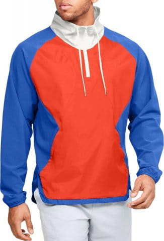 Under Armour STRETCH WOVEN 1/2 ZIP JACKET