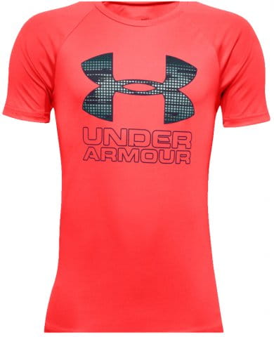 Under Armour TECH HYBRID PRT FILL SS