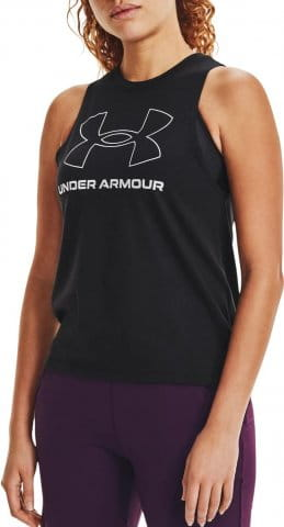 Live Sportstyle Graphic Tank-BLK