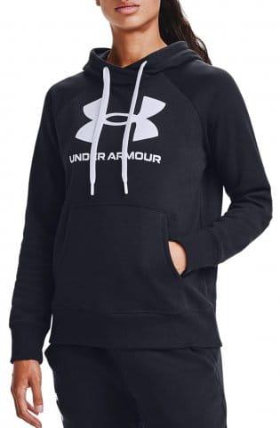 Rival Fleece Logo Hoodie Sweatshirt