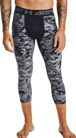 UA HG 3/4 Print Leggings