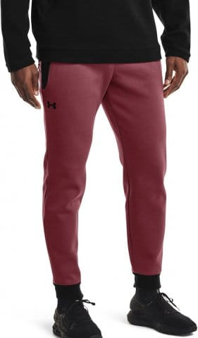 UA Recover Fleece Pant-RED