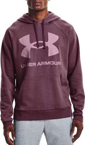 UA Rival Fleece Big Logo HD-PPL