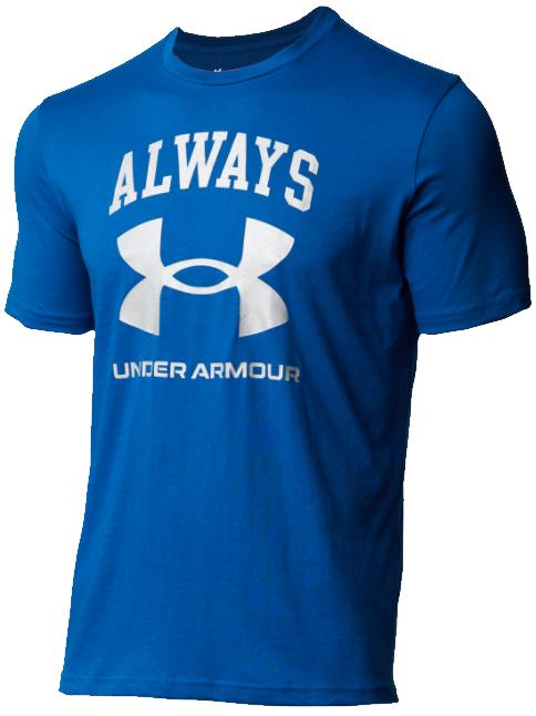 Tričko Under Armour Under Armour ALWAYS UNDER ARMOUR