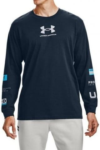 Under Armour MULTI LOGO LS