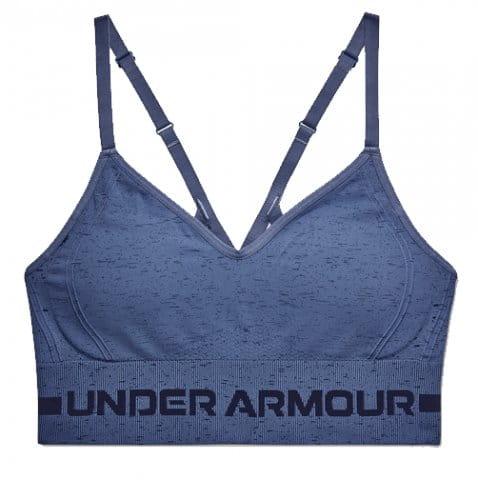 Under Armour Seamless Low Long Htr Bra