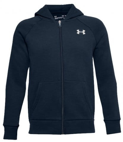 Under Armour RIVAL COTTON FZ HOODIE