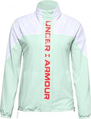 UA Recover Woven CB Jacket