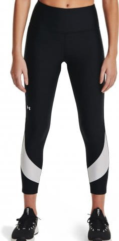 UA HG Armour Taped 7/8 LegNS-BLK