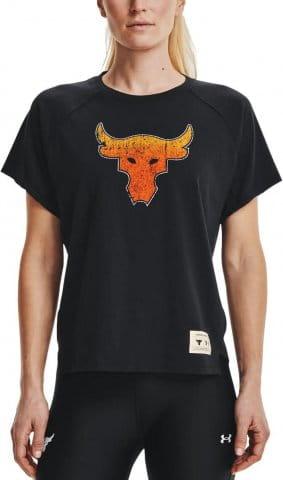 UA Prjct Rock Bull SS-BLK
