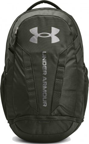 UA Hustle 5.0 Backpack-GRN