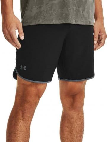 UA HIIT Woven Shorts-BLK