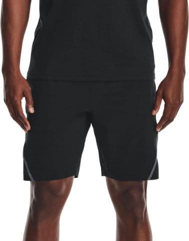 UA Unstoppable Shorts-BLK