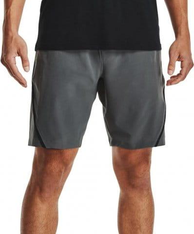 UA Unstoppable Shorts-GRY