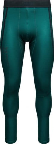 UA HG IsoChill Perf Leggings-BLU