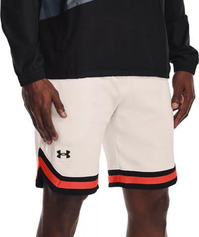 UA RIVAL FLEECE AMP SHORT