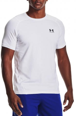 UA HG Armour Fitted SS TEE