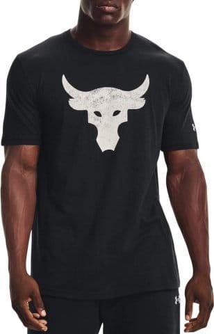 UA Pjt Rock Brahma Bull SS-BLK