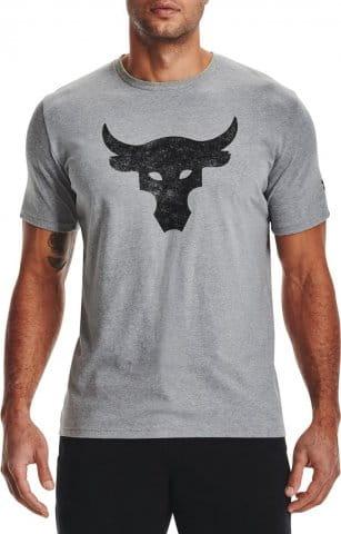 UA Pjt Rock Brahma Bull SS-GRY