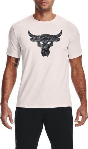 UA Pjt Rock Brahma Bull SS-WHT