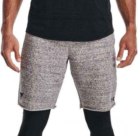 UA Project Rock Terry Shorts