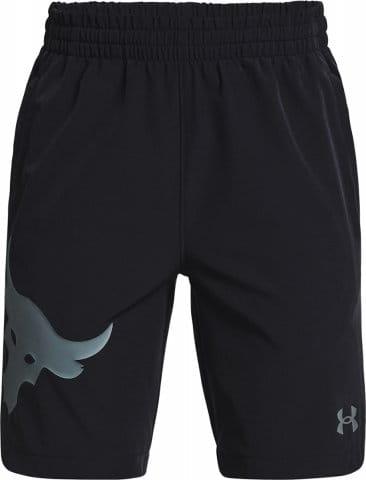 UA Project Rock Woven Shorts