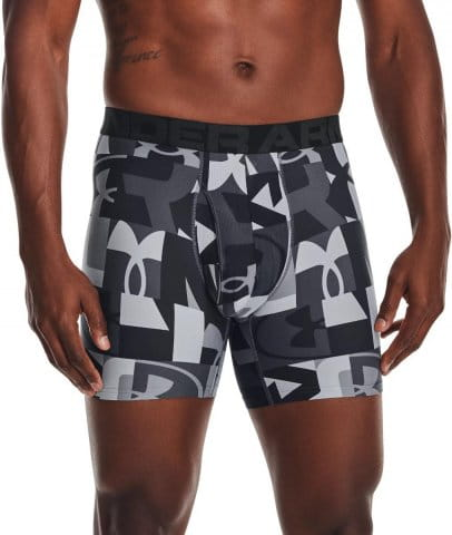 UA Tech 6in Novelty 2 Pack-GRY