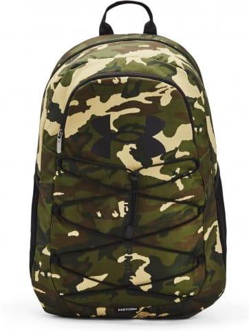 UA Hustle Sport Backpack-GRN