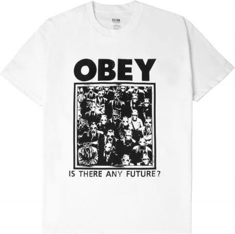Obey Is There Any Future T-Shirt