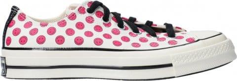 Converse Chuck 70 OX Sneaker Damen Weiss Pink