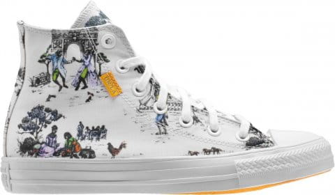 Converse X Union Chuck Taylor All Star Weiss