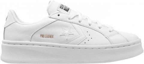 Converse Pro Leather Lift OX Damen Weiss F100