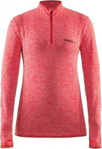 CRAFT Active Comfort Zip LS Tee