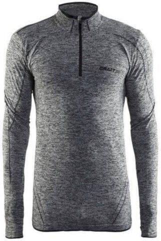 CRAFT Active Com. Zip LS T-shirt