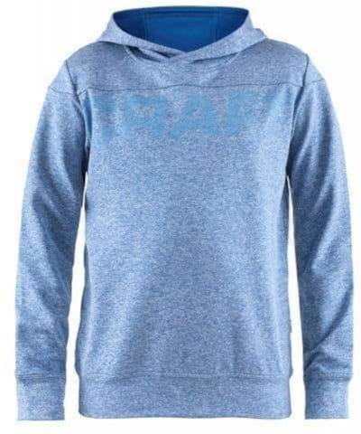 CRAFT Tag Hood JR Sweatshirt
