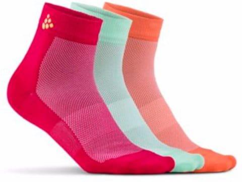 CRAFT Mid 3-Pack Socks
