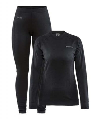 W CRAFT CORE Dry Baselayer Set