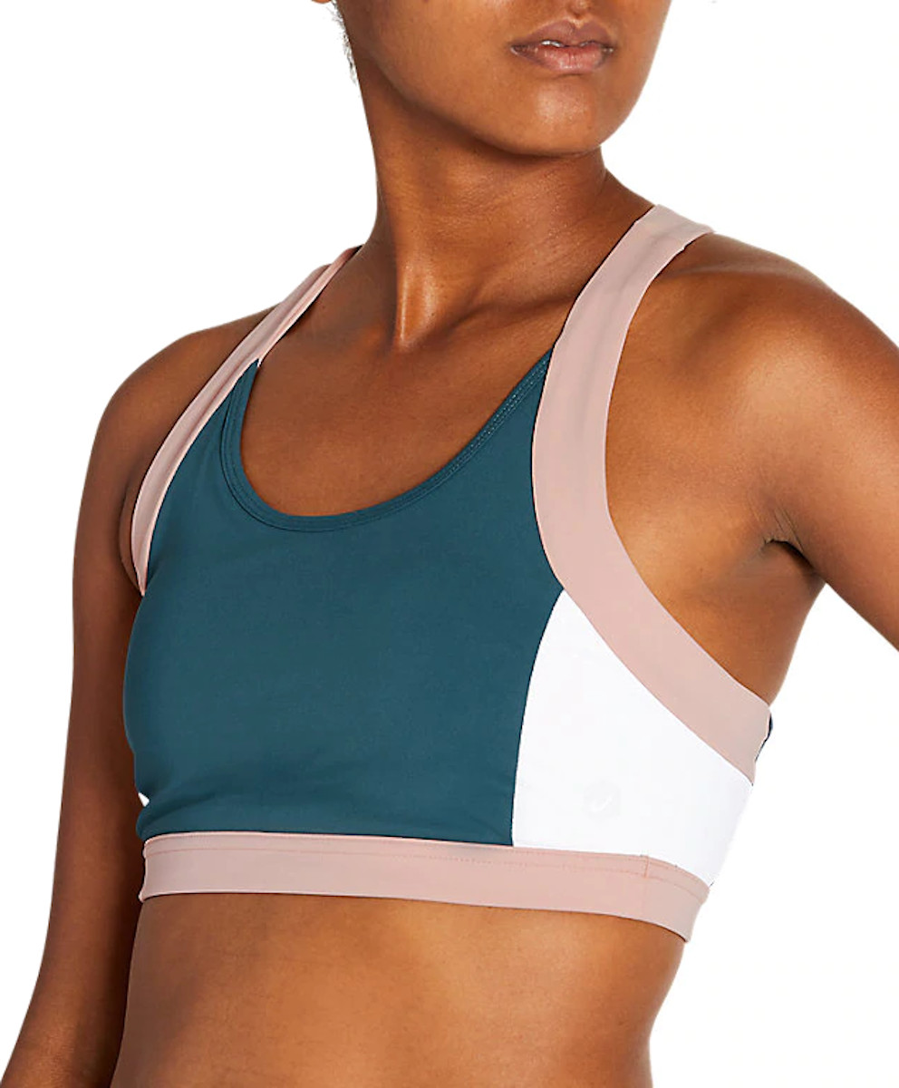 Sujetador Asics COLOR BLOCK BRA 2