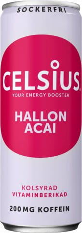 Celsius - raspberry-acai 355 ml Energy drink
