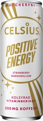 Celsius 355ml Positive Energy Energy drink