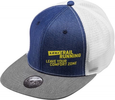 Caps Trail Running Trucker Cap