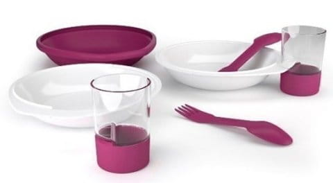 Set SILVA Dine Duo Kit