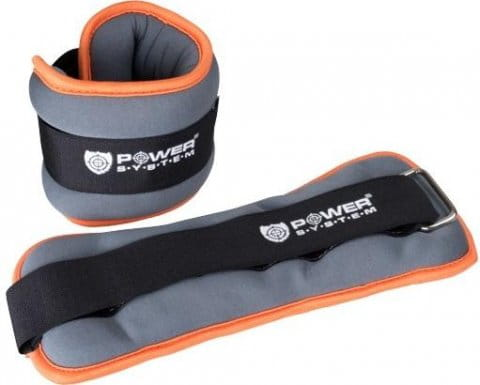 POWER SYSTEM-ANKLE WEIGHTS-2×0.5KG