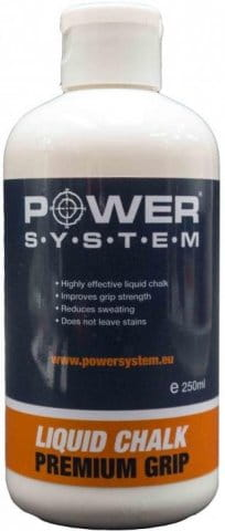POWER SYSTEM-GYM LIQUID CHALK-250ML